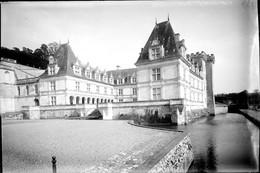 PN - 152 - INDRE ET LOIRE - VILLANDRY - Le Chateau - Original Unique - Glass Slides