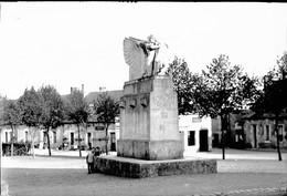 PN - 157 - INDRE ET LOIRE - SORIGNY - Monument Aux Morts - Marcel Gaumont Sculpteur - Original Unique - Glass Slides