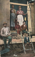 Negro Home In A Freight Car - Other