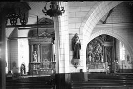 PN - 178 - INDRE ET LOIRE - SAINT PATERNE - Eglise - Autel De La Ste Vierge - Original Unique - Glass Slides