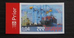 Jaar 2007: 3669 'Zeebrugge' - Ongetand Met Nummer - Zeer Mooi! - No Dentado