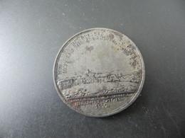 Medaille 100jährige Jubiläum Der Brüdergemeinde Herrnhut 1722 - 1822 - Unclassified