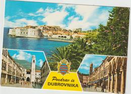 Yougoslavie :  DUBROVNIKA : Vues - Yugoslavia