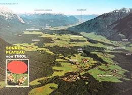 ÖSTERREICH Tirol Mieminger Plateau  Telfs Wildermieming Stams Motz Obsteig Barwies AUTRICHE  AUSTRIA - Otros