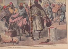 MAROC Revue Le Pélerin N° 1716 De 1909 Guerre War - Other