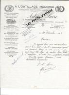 79 - Deux-sèvres - ST-AUBIN-DU-PLAIN - Facture SUIRE - Fabrique D'instruments Agricoles, Etc - 1923 - REF 295C - 1900 – 1949