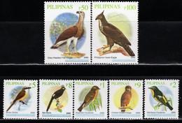 Philippines - 2009 - Birds, Part IV (2009-C) - Mint Definitive Stamp Set - Filippijnen