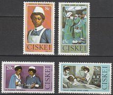 Ciskei - 1982 - Cecilia Makiwane - Nursing - Complete Set - Andere