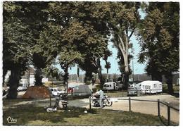 52 - LANGRES - Terrain De Camping - Langres