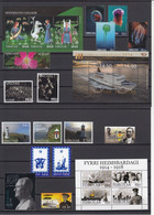 Faroe Islands 2014 - Full Year MNH ** From Year Pack - Faeroër