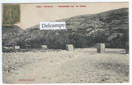 AGEL (34) - Passerelle Sur La Cesse - Other Municipalities