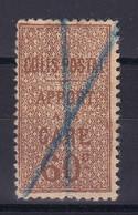D 158 / COLIS POSTAUX / LOT N° 29 OBL COTE 30€ - Collezioni