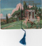 1 Carnet Booklet Calendar 1935 Rome Nero Devil Pan Dancers Caligula Tiberia Capri  Illustr. - Small : 1921-40