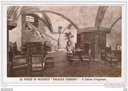 """FIRENZE:  AL  POZZO  DI  BEATRICE  """" PALAZZO  FERRONI """" -  FOTO  -  FP - Hotels & Restaurants"""