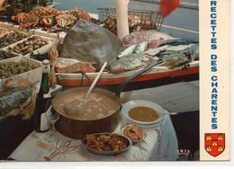 Recettes Recette Des Charentes La Soupe De Poisson Congre Dorades Tacauds Crustacés - Recipes (cooking)