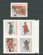 SUEDE 2003 - YT 2359/2363  - Facit 2392/2396 - Neuf ** MNH - Tableaux Du Peintre Carl Larsson - Ongebruikt