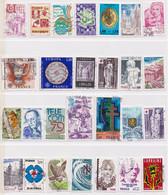 Lot De 100 Timbres De France Oblitérés Tous Différents - Lots & Kiloware (mixtures) - Max. 999 Stamps