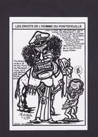 CPM Libye Par Jihel Tirage Limité Signé En 150 Ex. Numérotés Satirique Sarkozy - Libya