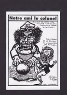 CPM Libye Par Jihel Tirage Limité Signé En 150 Ex. Numérotés Satirique Sarkozy Billet De Banque - Libya