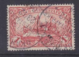 Dt.Kolonien Deutsch-Südwestafrika MiNr. 20 Gest. - Colonie: Afrique Sud-Occidentale