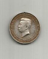 Cambodge, Médaille, Couronnement Roi Sisowath Monivong, 1928, Argent - Cambodia