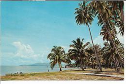 Penang - Sea-side , Tanjong Bungah. Used 1874.  S-1467 - Malaysia