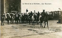 Militaria Le Défilé De La Victoire. (Les Goumiers) - War 1914-18