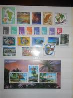 Mayotte, Annee 1999 Complete Faciale 17 Euros - Ungebraucht