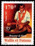 WALLIS ET FUTUNA 1997 - Yv. 501 **   Faciale= 1,42 EUR - Brasseur De Kava  ..Réf.W&F23366 - Unused Stamps