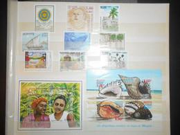 Mayotte, Annee 2000 Complete Faciale 9 Euros - Ungebraucht