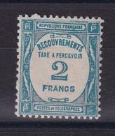 D 159 / TAXE /  LOT N° 61 NEUF* COTE 100€ - Collezioni