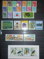 Mayotte, Annee 2002 Complete Faciale 17,10 Euros - Ungebraucht