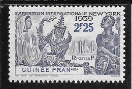 GUINEE N°152 * TB SANS DEFAUTS - Ungebraucht