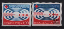 2910 Yugoslavia 1978 Red Cross MNH - Neufs