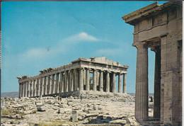 ATHENES, ATHENS, ATHEN - Acropole, Le Panthenon, Acropolis , Nice Stamp - Greece