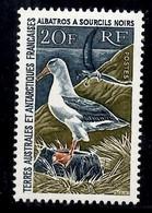 TAAF Albatros YT N° 24 Neuf ** MNH. TB. A Saisir! - Unused Stamps