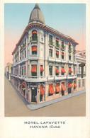 Cuba - Havana - Hotel Lafayette - Cuba