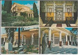 CORFU, CORFOU - Achilleon   Nice Stamp - Greece