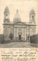 Pays Div- Ref Y295- Argentine - Argentina - Iglesia De Chivilcoy -/  Stamp Out - Postcard In Good Condition - - Argentina