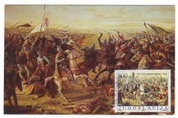 YUGOSLAVIA MAXIMUM CARD 2357 - Unclassified