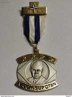Médaille Luxembourg, IV Com Sup Otan 1975. Capellen Général Lauris Norstad - Other