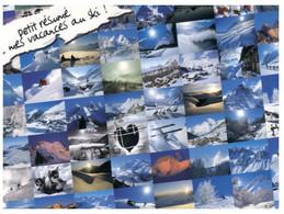 (NN 7) France - Vacances Au Ski (resumé) - Greetings From...