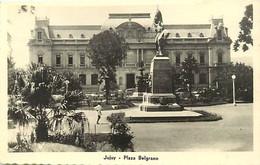 Pays Div- Ref Y293- Argentine - Argentina -  Jujuy - Plaza Belgrano  - - Argentina