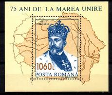 S1-23 Roumanie Bloc N° 232  **. A 10 % De La Côte !!! - Hojas Bloque