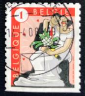 België - Belgique - Belgium - G1/7 - (°)used - 2007 - Michel 3787 Du - Huwelijk - Usados