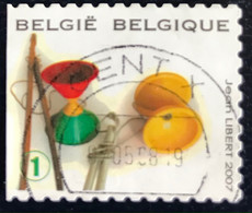 België - Belgique - Belgium - G1/7 - (°)used - 2008 - Michel 3807 - Speelgoed - Gent X - Usados