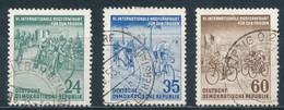 DDR 355/57 Gestempelt - Oblitérés