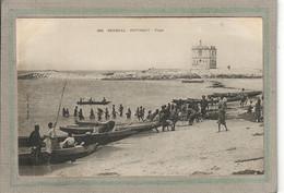 CPA - RUFISQUE (Sénégal) - Aspect De La Plage Et Des Pêcheurs En 1900 - Senegal