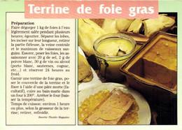 Recette Terrine De Foie Gras  RV - Recipes (cooking)