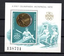 S1-24 Roumanie N° 127  **. A 10 % De La Côte !!! - Blokken & Velletjes
